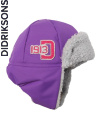 Didriksons Biggles purple cap