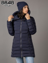 Black weekend: 8848 Arabella navy/marin dunjacka