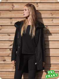 8848 Zurich woman parka black