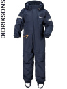 Didriksons Tysse navy kids coveral