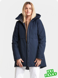 Didriksons Helle, dark night blue/marin parka