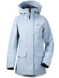 Didriksons Frida, cloud blue, parka