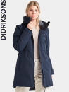 Didriksons Helle, dark night blue, parka